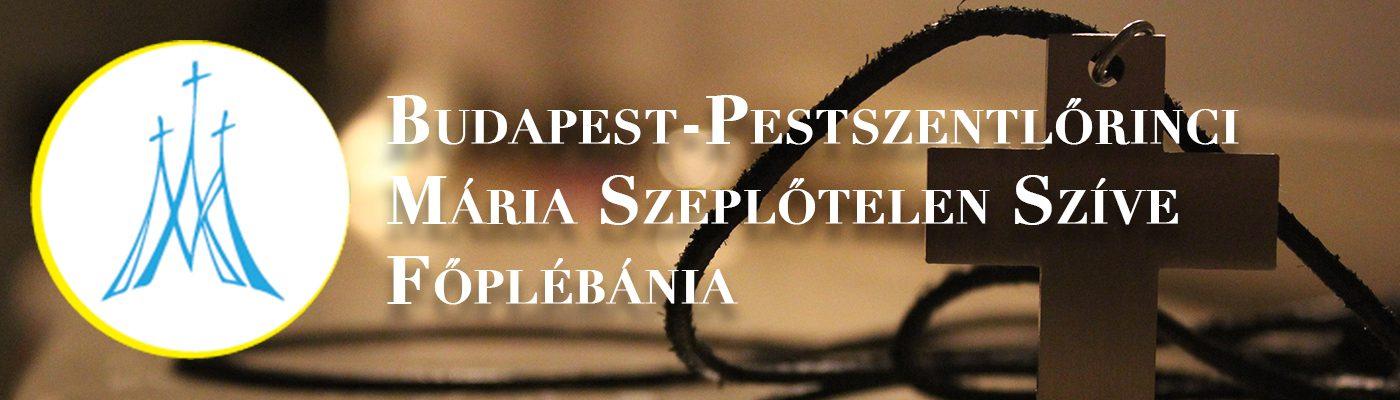 Budapest-Pestszentlőrinci Mária Szeplőtelen Szíve Főplébánia